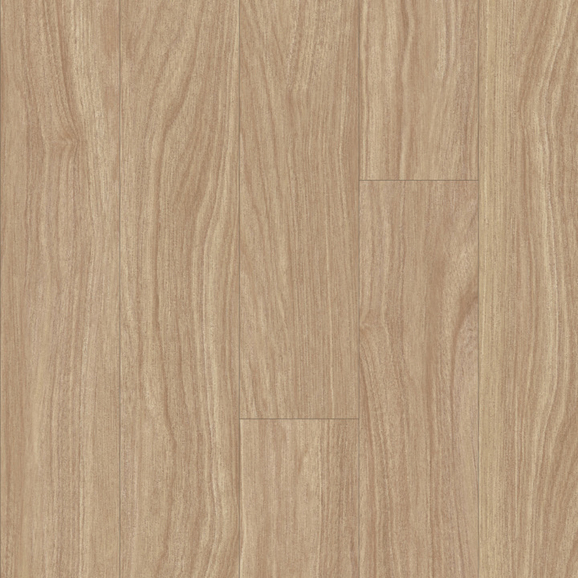 Natural wood color and tranquil wood texture create natural space.